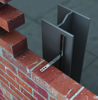 Halfen Introduction Hts Brick Ties Brickwork
