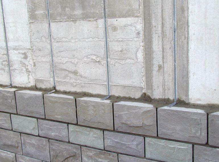 Halfen Introduction Hms Brick Tie Channels